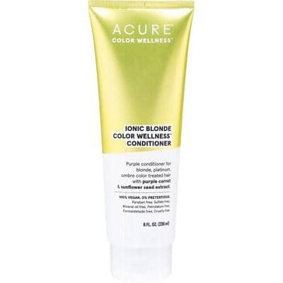 ACURE - Ionic Blonde Colour Wellness - Conditioner (236ml)