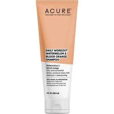 ACURE - Daily Workout Watermelon and Blood Orange - Shampoo (236ml)