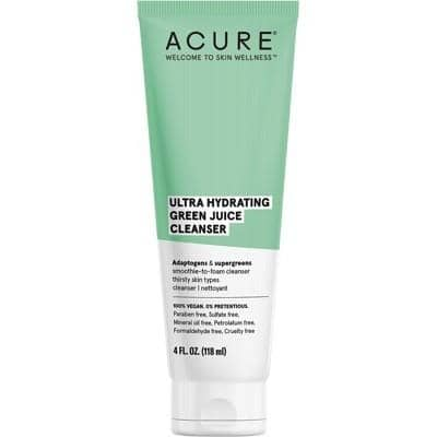 ACURE - Ultra-Hydrating Green Juice Cleanser (118ml)