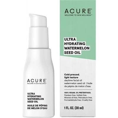 ACURE - Ultra Hydrating Watermelon Seed Oil (30ml)