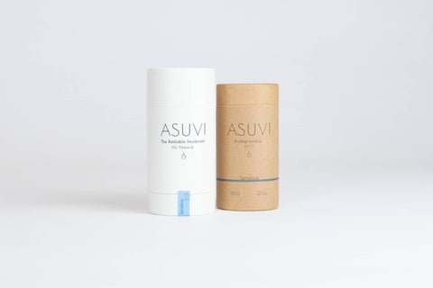 Asuvi Deodorant Stick - Sensitive 65g