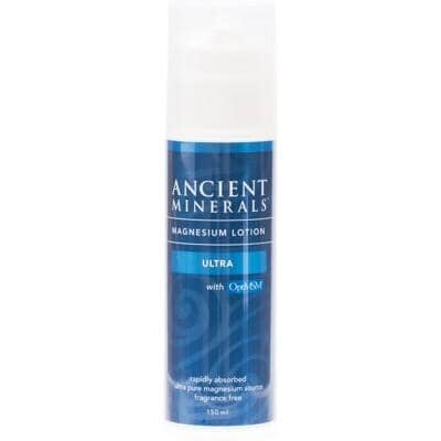 Ancient Minerals - Magnesium Lotion with Ultra MSM (150ml)