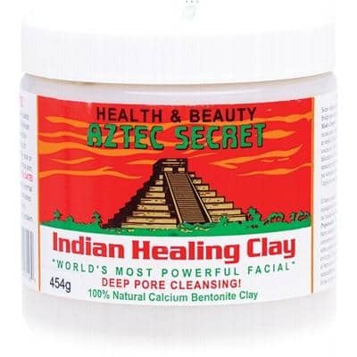 Aztec Secret - Indian Healing Clay - 100% Calcium Bentonite Clay (454g)