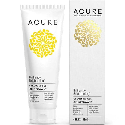 ACURE - Brilliantly Brightening™ - Cleansing Gel (118ml)