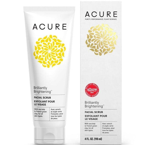 ACURE - Brilliantly Brightening™ - Facial Scrub (118ml)