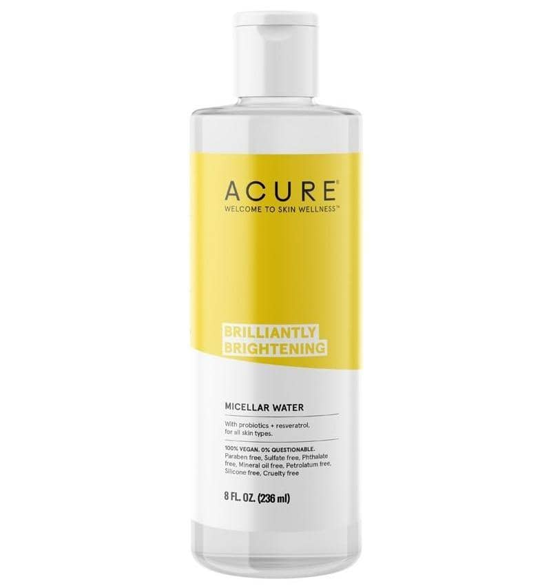 ACURE - Brilliantly Brightening™ Micellar Water 236ml