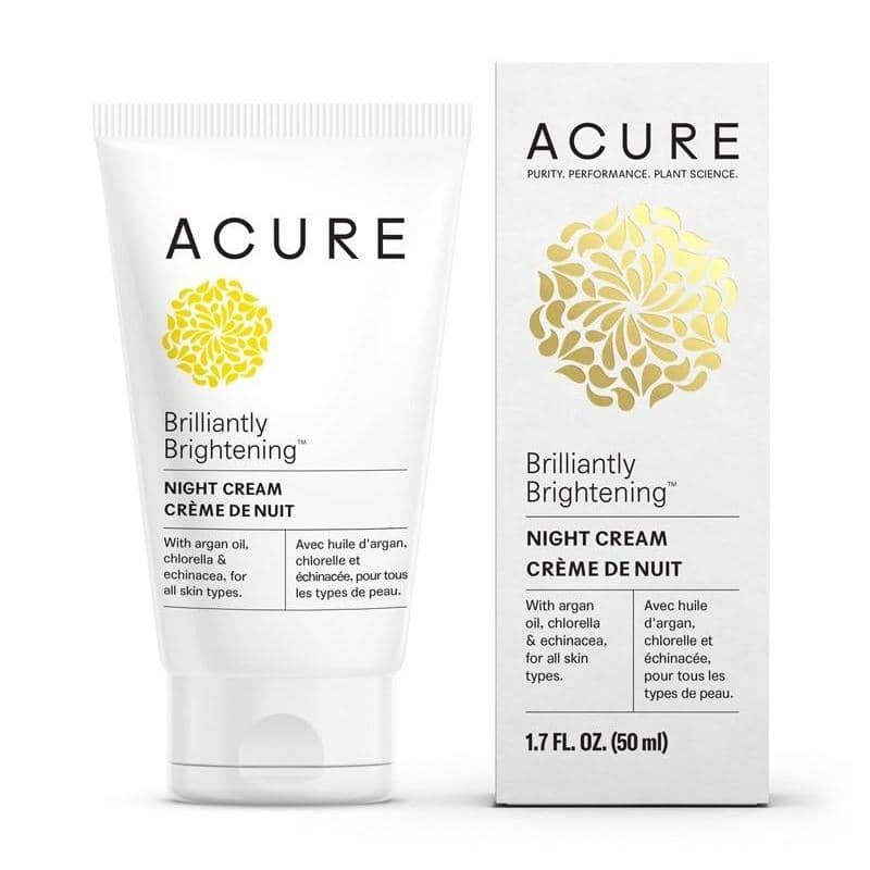 ACURE - Brilliantly Brightening™ Night Cream 50ml