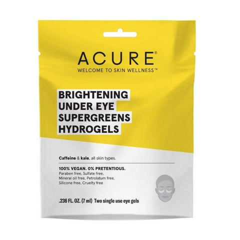 ACURE - Brilliantly Brightening Under Eye Hydrogels (7ml)