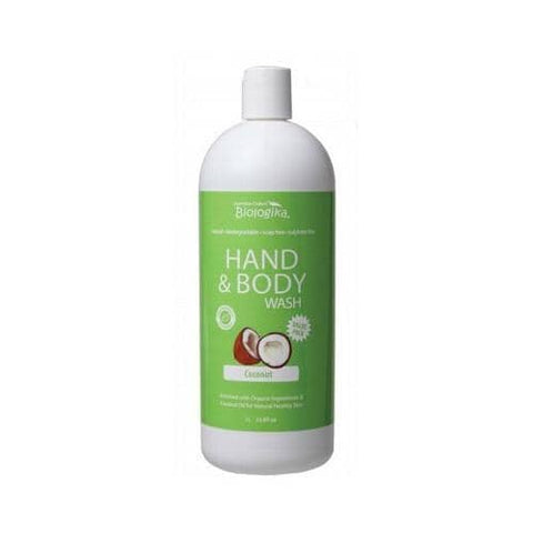 Biologika - Hand & Body Wash - Coconut