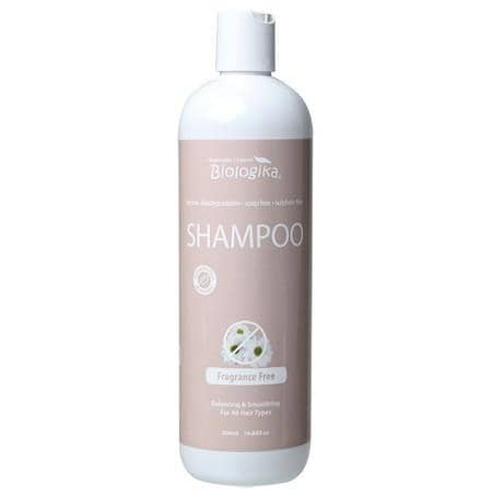 Biologika - Shampoo - Fragrance Free (500ml)