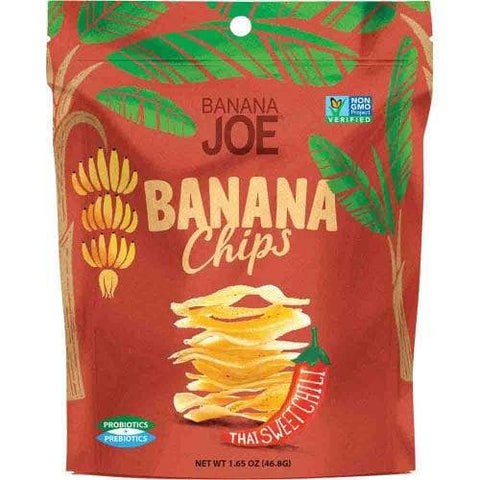Banana Joe - Banana Chips - Thai Sweet Chilli (46.8g)
