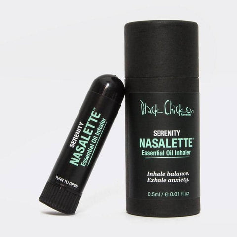 Black Chicken - Nasalette™ Essential Oil Inhaler - Serenity