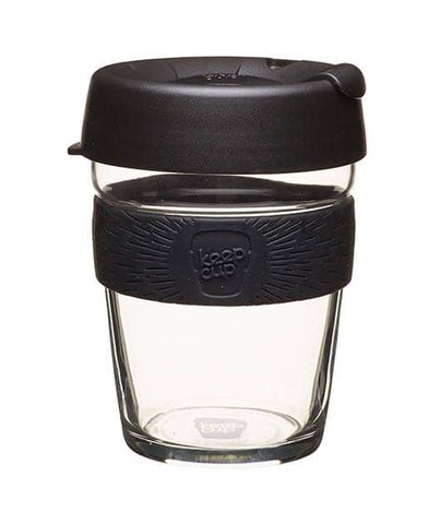 KeepCup - Brew Coffee Cup - Black (12oz)