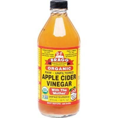 Bragg - Organic Apple Cider Vinegar (473ml)