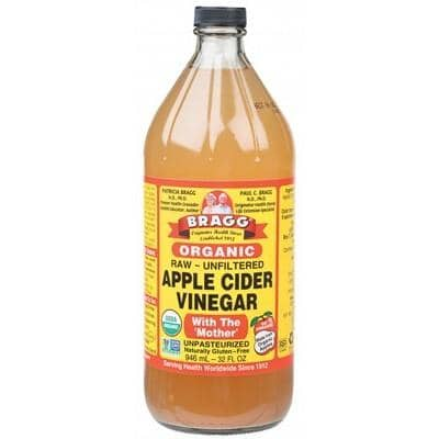 Bragg - Organic Apple Cider Vinegar (946ml)