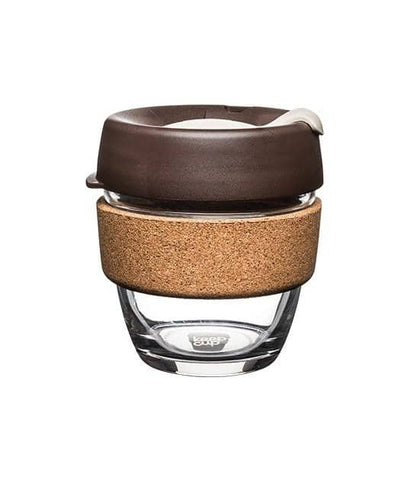 KeepCup - Cork Brew Coffee Cup - Almond (8oz)