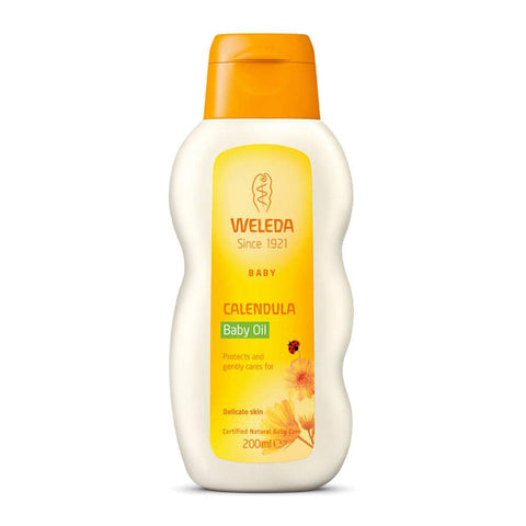 Weleda - Calendula Baby Oil (200ml)