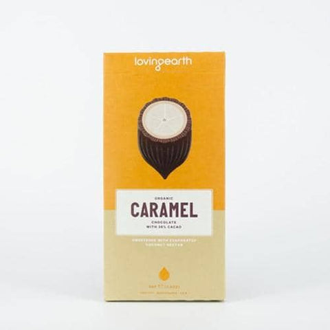 Loving Earth - Chocolate - Caramel (80g)