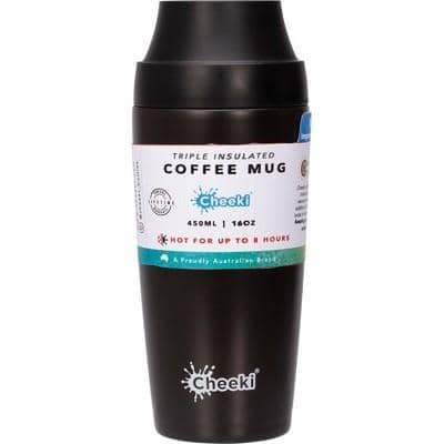 Cheeki - Coffee Mug - Chocolate (450ml)