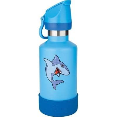 Cheeki - Insulated Kids Bottle - Sammy the Shark (400ml)