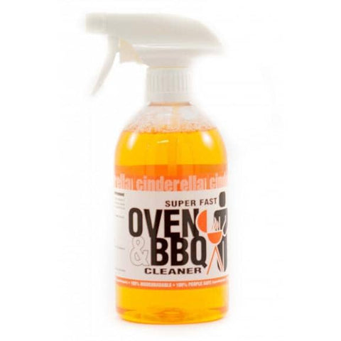 Cinderella - Oven and BBQ Cleaner (500ml)