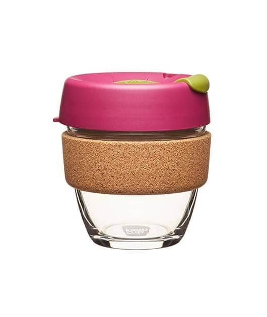 KeepCup - Cork Brew Coffee Cup - Cinnamon (8oz)