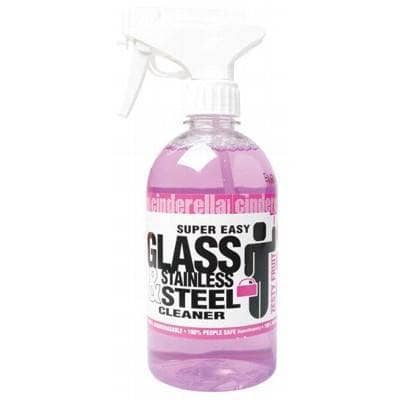 Cinderella - Glass and Stainless Steel Cleaner 500ml