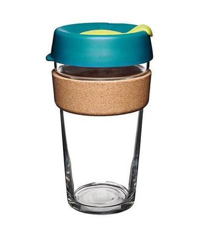 KeepCup - Cork Brew Coffee Cup - Turbine (16oz)