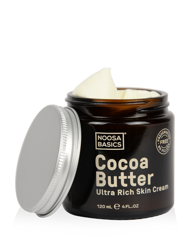 Noosa Basics - Ultra Rich Skin Cream - Cocoa Butter (120ml)