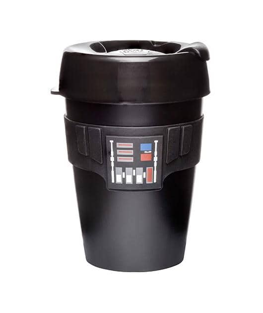 KeepCup - Star Wars Original Coffee Cup - Darth Vader (12oz)