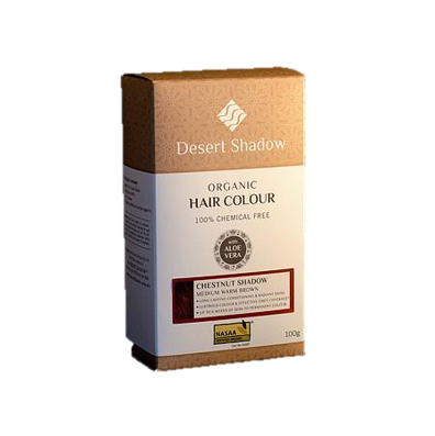 Desert Shadow Organic Hair Colour - Chestnut Shadow
