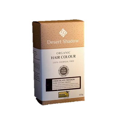 Desert Shadow Organic Hair Colour - Chocolate Shadow