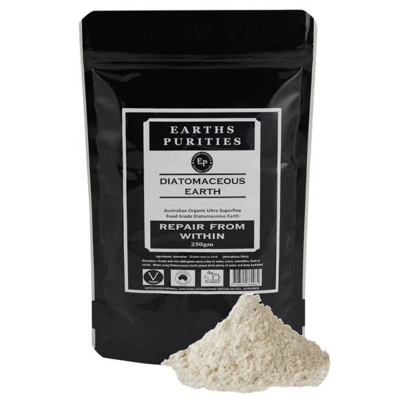 Earths Purities - Diatomaceous Earth Repair from Within 250g