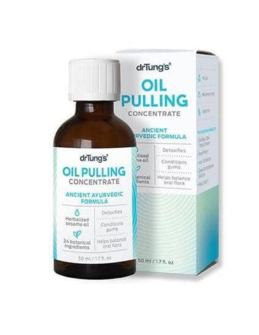Dr Tungs - Oil Pulling Concentrate (50ml)