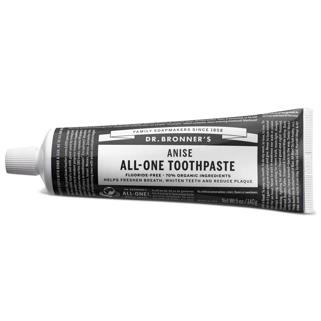 Dr Bronners All - One Toothpaste Anise