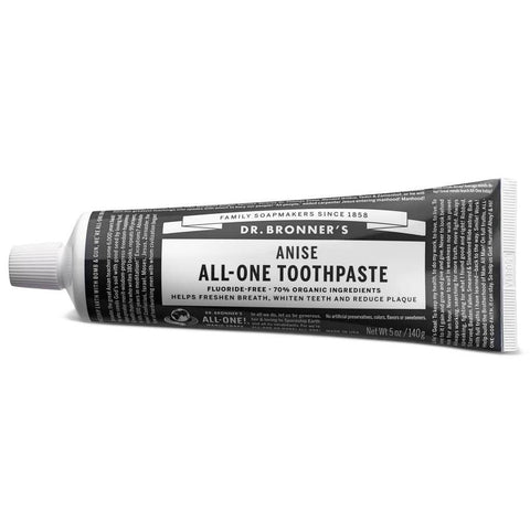Dr Bronners All - One Toothpaste - Anise