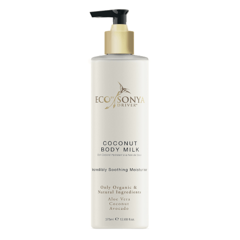 Eco By Sonya Driver - Organic Coconut Body Milk (375ml)