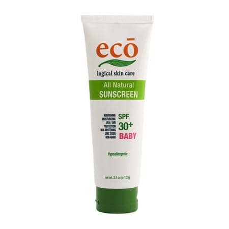 Eco logical - Sunscreen SPF 30+ - Baby (100g)