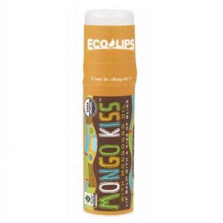 Eco Lips - Mongo Kiss Vanilla HoneyLip Balm