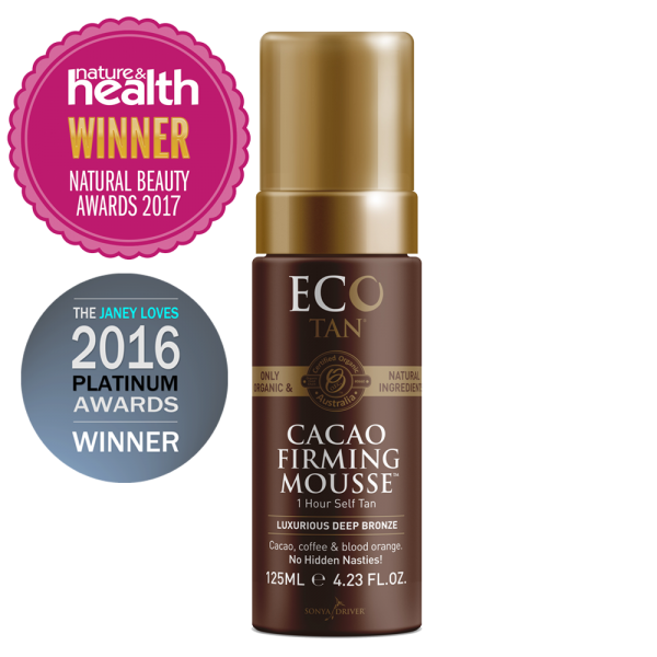 Eco Tan - Cacao Firming Mousse