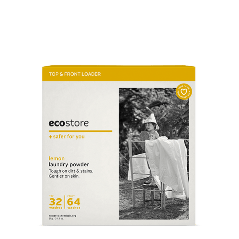 Ecostore - Laundry Powder - Lemon (1kg)