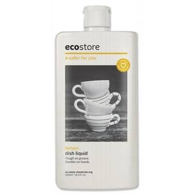 Ecostore - Dish Liquid - Lemon (500ml)