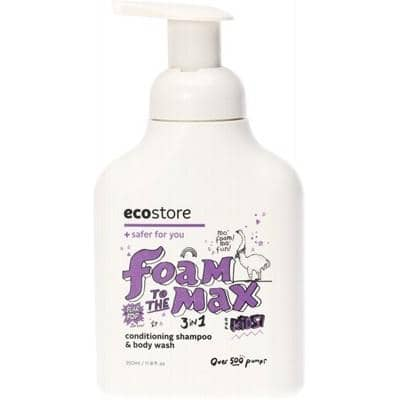 Ecostore - Kids 3-in-1 Conditioning Shampoo and Body Wash - Pear Pop (350ml)