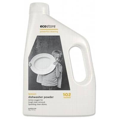 Ecostore - Dishwasher Powder - Lemon (2kg)