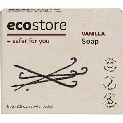 Ecostore - Soap Bar - Vanilla (80g)