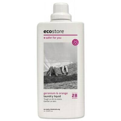 Ecostore - Laundry Liquid - Geranium and Orange (1L)