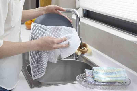 Full Circle - Tidy Dish Cloths (3 Pack)