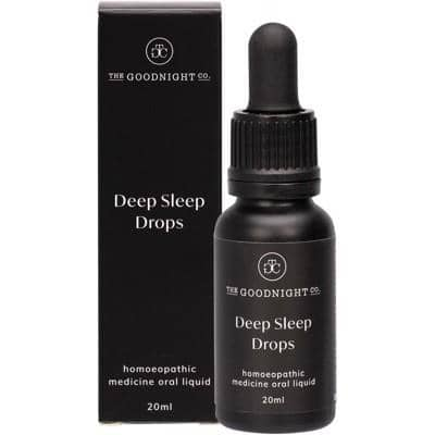 The Goodnight Co. - Homoeopathic Oral Drops - Deep Sleep (20ml)