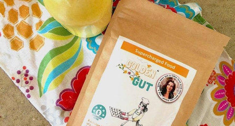 Supercharged Food - Golden Gut Blend (100g)