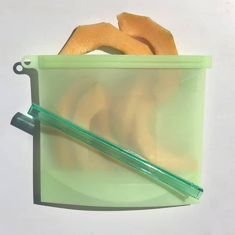 Bare & Co. - Reusable Silicone Food Bags - 1.5L